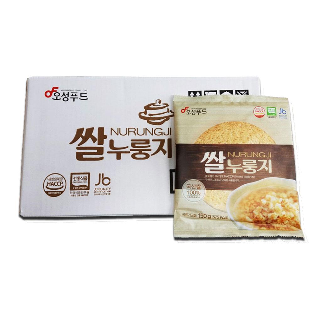 쌀누룽지(150gx20봉) 전통방식의 구수함